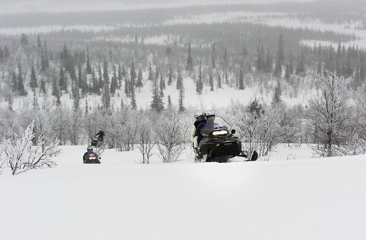 Snöskoter 2