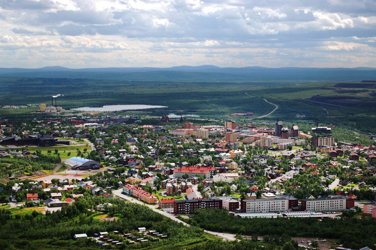 Vy Kiruna