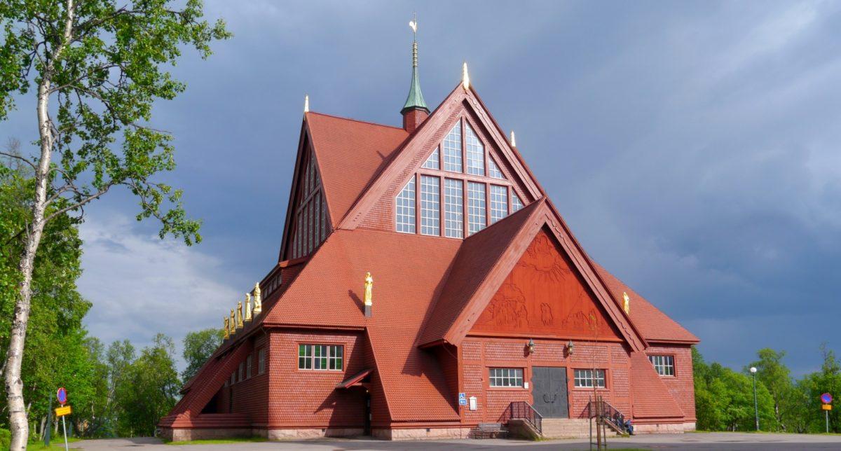Kiruna kyrka