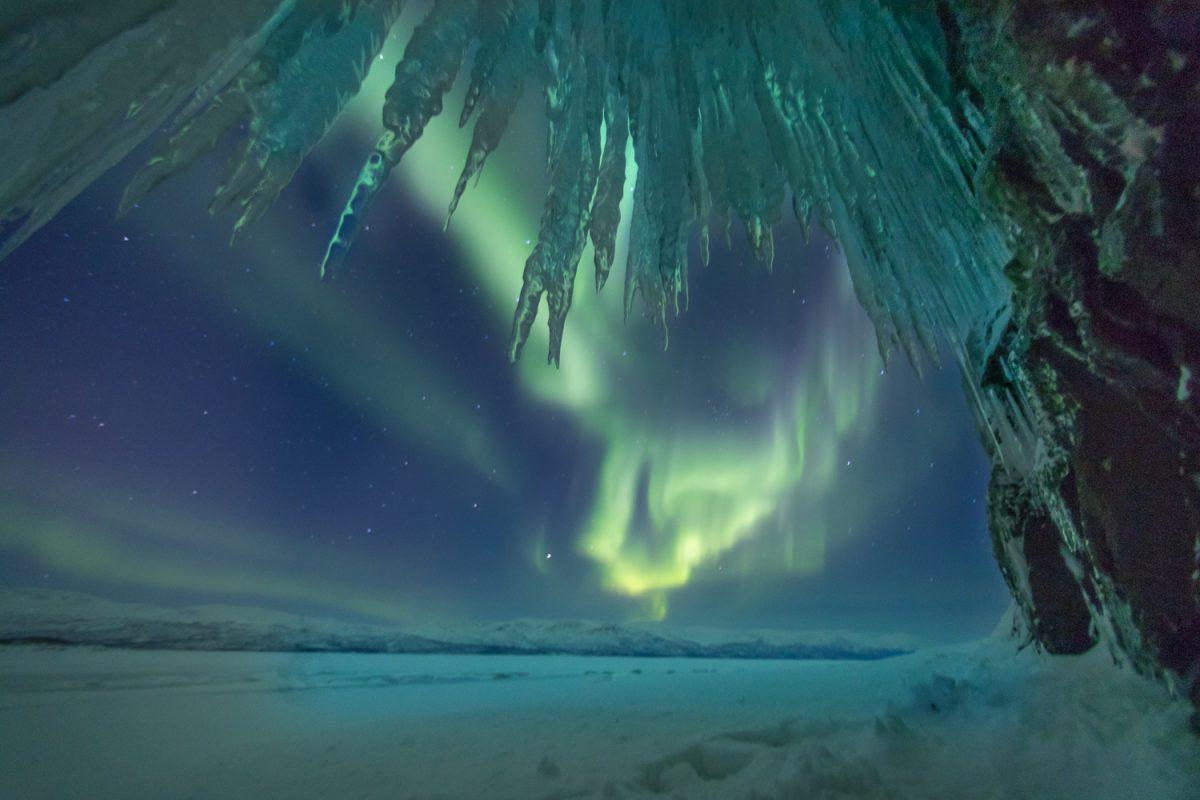 aurora ice