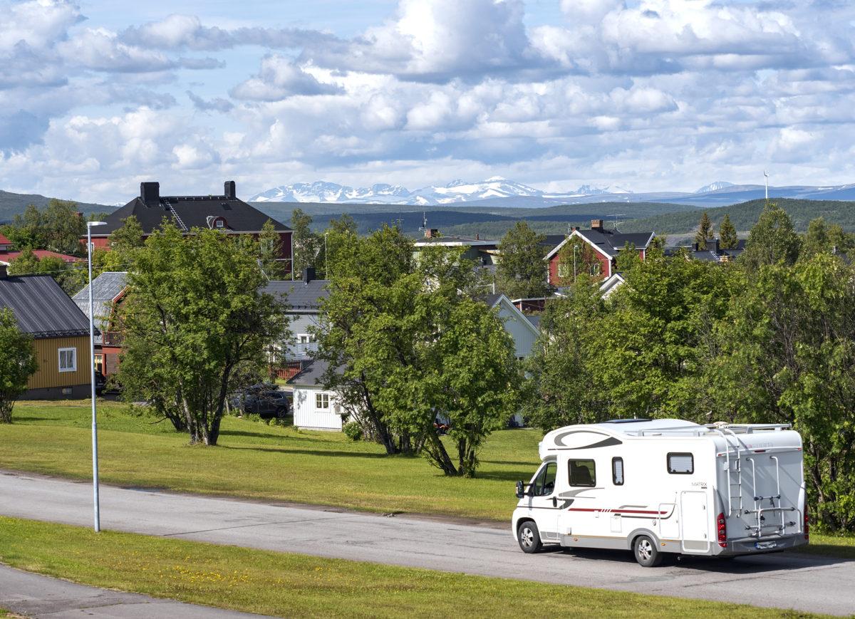 kiruna camping