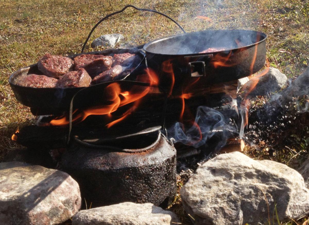 Samisk matlagning