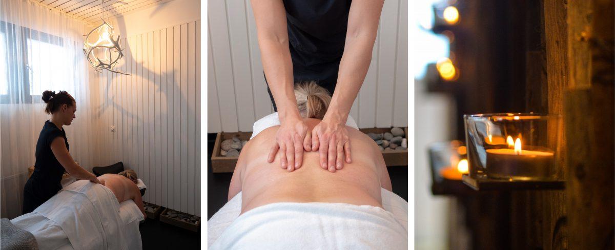 Jaskkodit massage