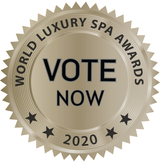 Voting World luxury spa awards